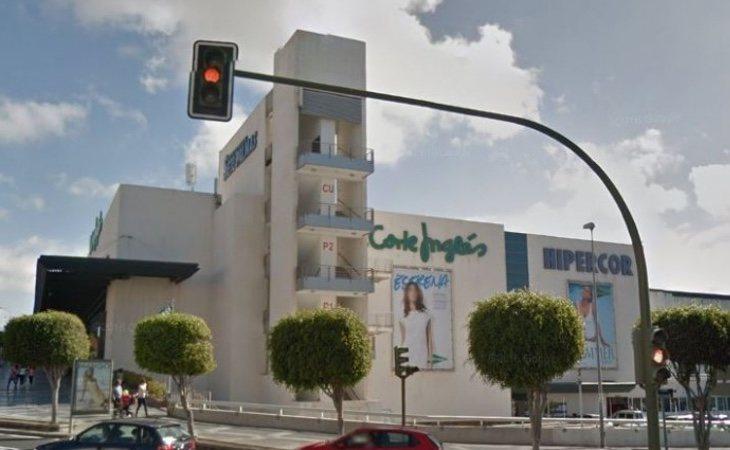 El Corte Inglés de Siete Palmas se encuentra en venta