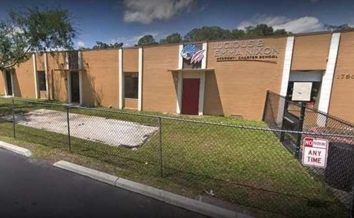 El centro escolarLucious & Emma Nixon Elementary