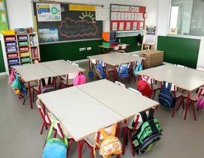 Una niña de 6 años esposada y detenida por una pataleta en la escuela