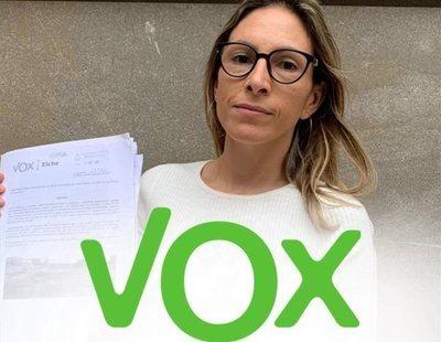 La portavoz de VOX en Elche denuncia a su exmarido por agresión, pero niega que sea violencia de género