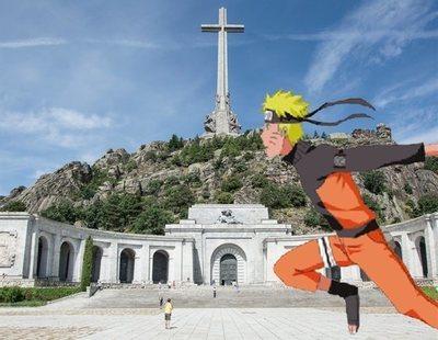 """El plan para invadir el Valle de los Caídos el 20-N """"corriendo como Naruto"""""""