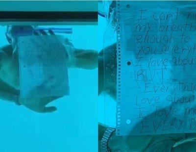 Un hombre muere ahogado mientras era grabado pidiendo matrimonio a su novia bajo el agua