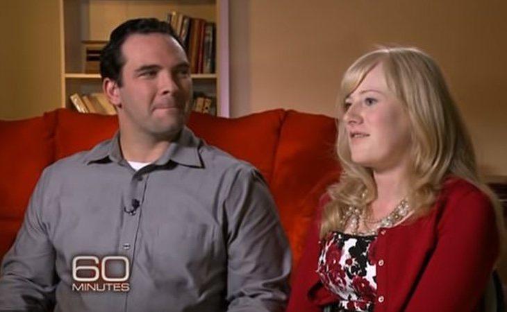 Kristine y Michael Barnett niegan haber abandonado a la niña y aseguran   que no era una niña, sino una mujer adulta