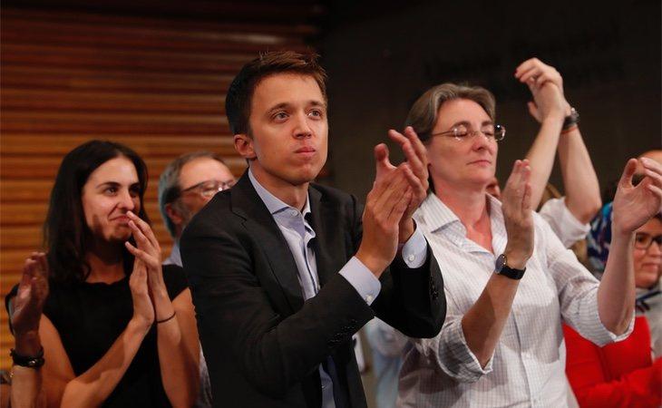 Las bases de Más Madrid han votado a favor de que la formación de el salto a la política nacional con la figura de Errejón
