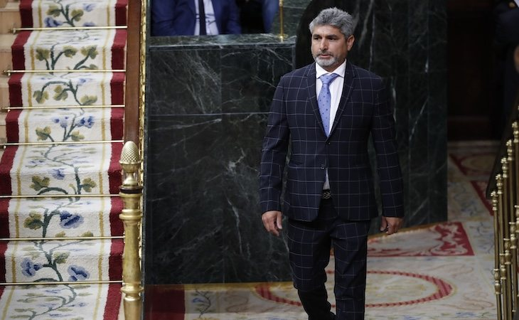 El sueldo de Juan José Cortés será embargado por el Congreso