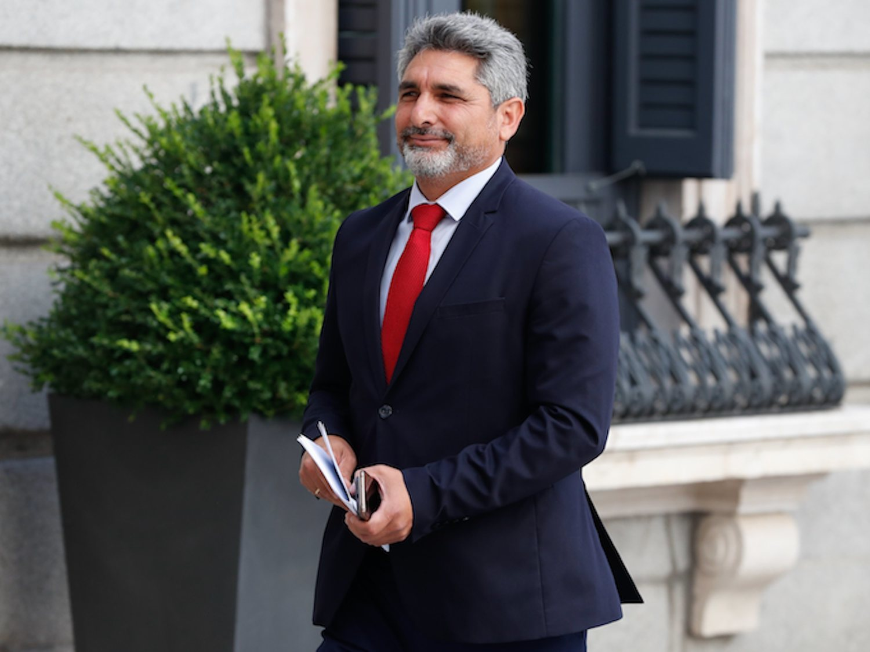 El Congreso embarga el sueldo de Juan José Cortés por una deuda de 19.000 euros