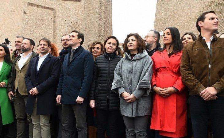 La foto de Colón tuvo efectos nefastos para los partidos conservadores