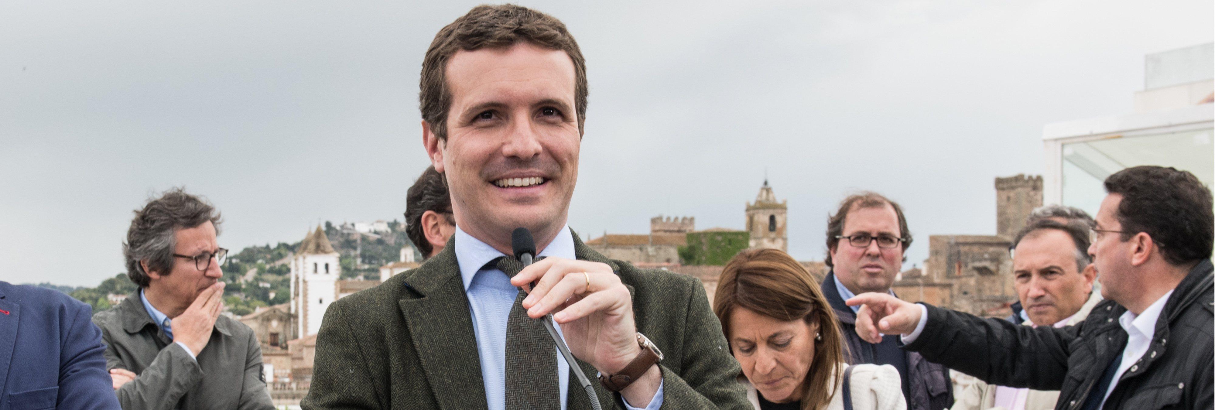 Por qué Pablo Casado ahora puede remontar y formar gobierno con VOX y Cs, a diferencia del 28-A