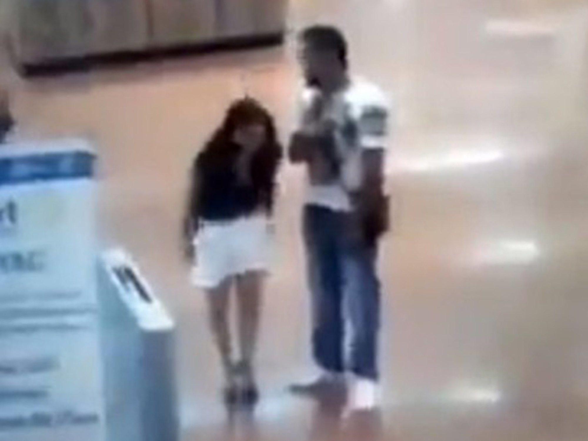 Se pasea completamente desnuda en mitad de un supermercado tras ser acusada de robar