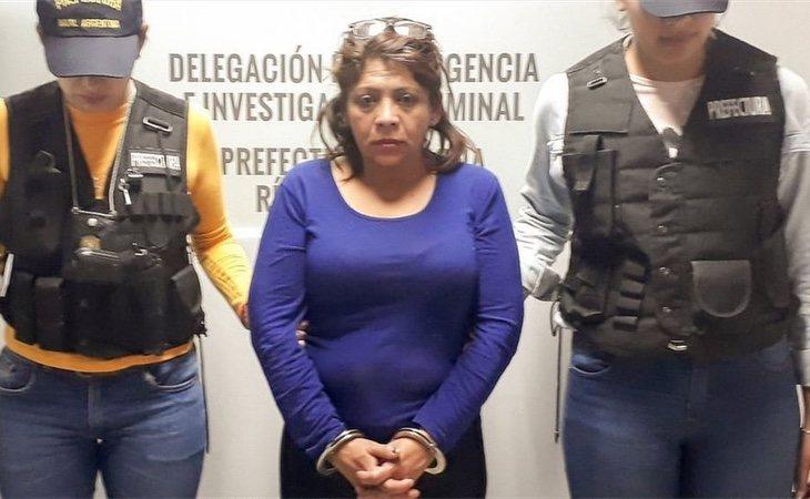 Patricia Mabel López ha sido detenida por el asesinato del menor | Ministerio de Seguridad de la Nación Argentina