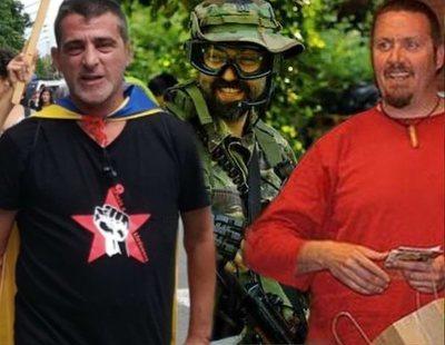 Adicto a juegos de guerra, amigos de Junqueras... así son los CDR detenidos por terrorismo