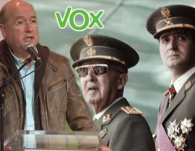 """Un líder de VOX, sobre la exhumación de Franco: """"Fue una decisión del Rey, es lo que hay"""""""