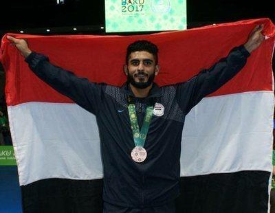 """La historia del medallista yemení ahogado en Melilla: """"Quería trabajar y competir en Europa"""""""