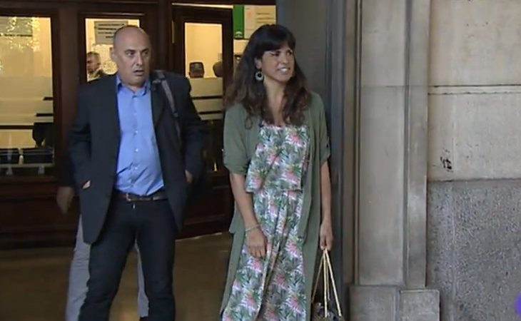 La de Podemos, presidenta del grupo parlamentario Adelante Andalucía, donará la indemnización en nombre de su madre y su hija