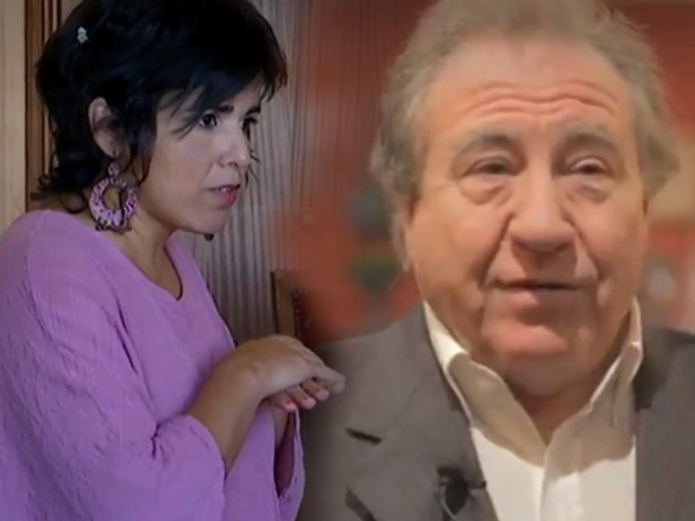 Condenado por abuso sexual el empresario que fingió besar a Teresa Rodríguez