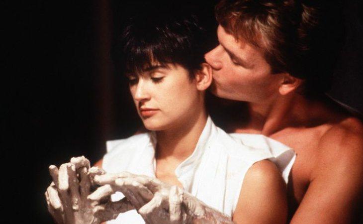 'Ghost' se estrenó en 1990