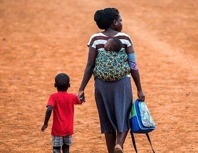 Rescatan a 19 embarazadas y 4 niños de una 'fábrica de hacer bebés' en Nigeria