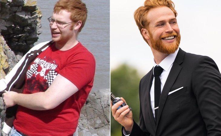 El antes y el después de Gwilym Pugh