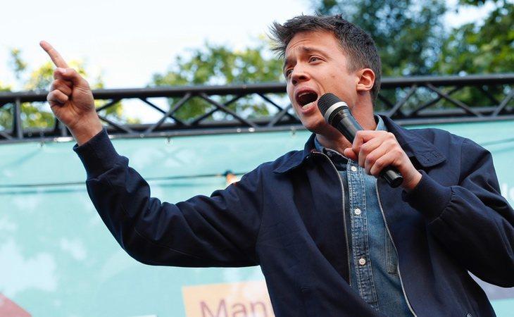 Íñigo Errejón, nuevo actor político en las elecciones generales del 10N