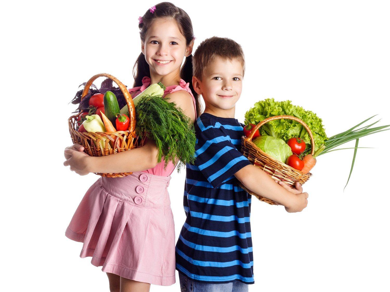 Consejos y precauciones a seguir si decides que tu hijo sea vegano