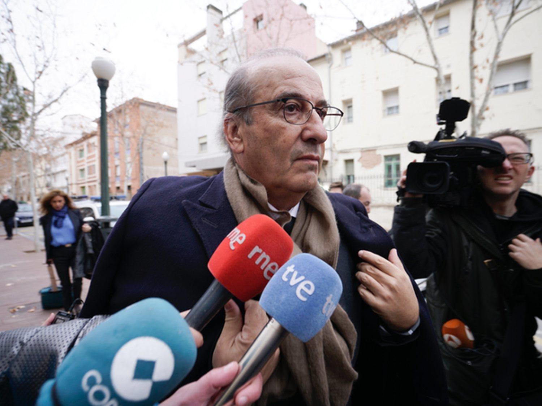 El TC absuelve al nieto mayor de Franco por el atropello de dos agentes en 2012