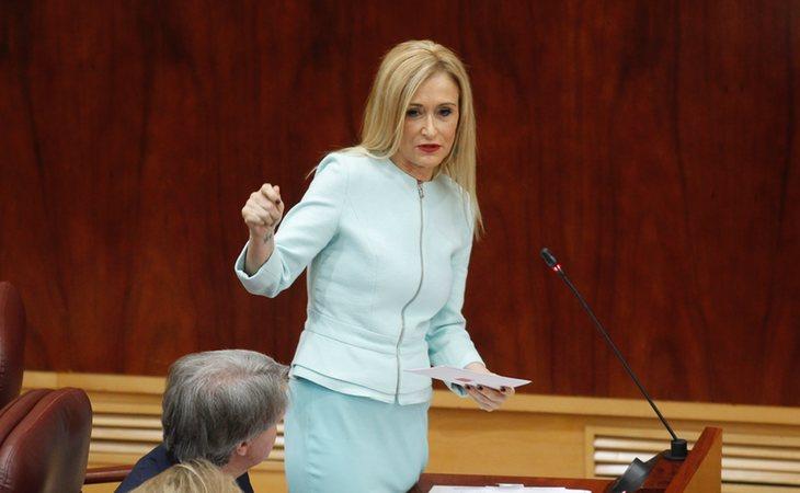 El entorno de Cristina Cifuentes señaló al expresidente popular Ignacio González como principal delator de la madrileña