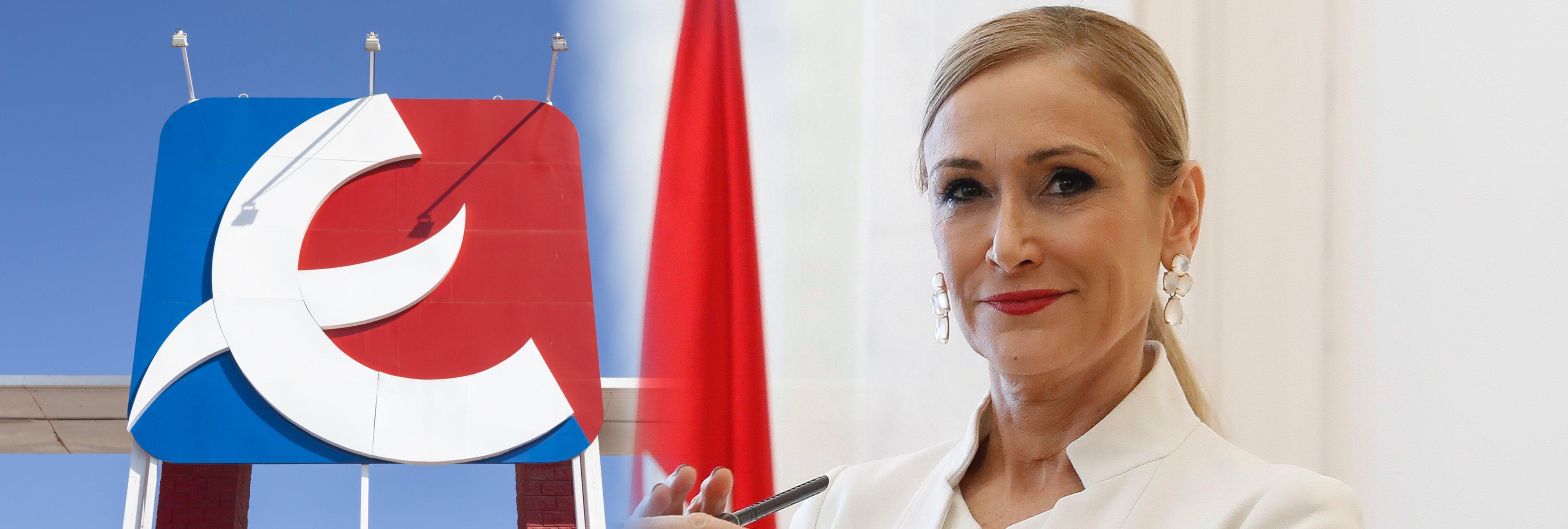 150.000 euros de multa a Eroski por la difusión del vídeo de Cifuentes robando cremas