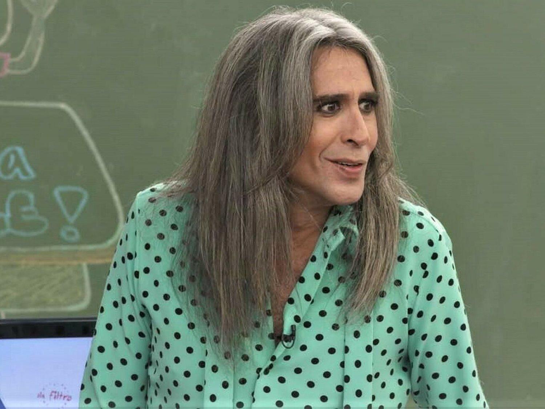 """Mario Vaquerizo hace gritar a los niños en Telemadrid """"¡El feminismo me da igual!"""""""