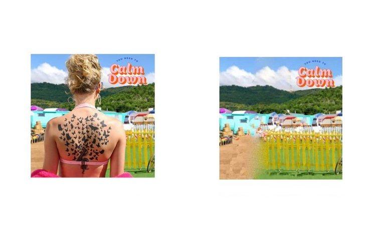 Photoshop digno de Anna Allen