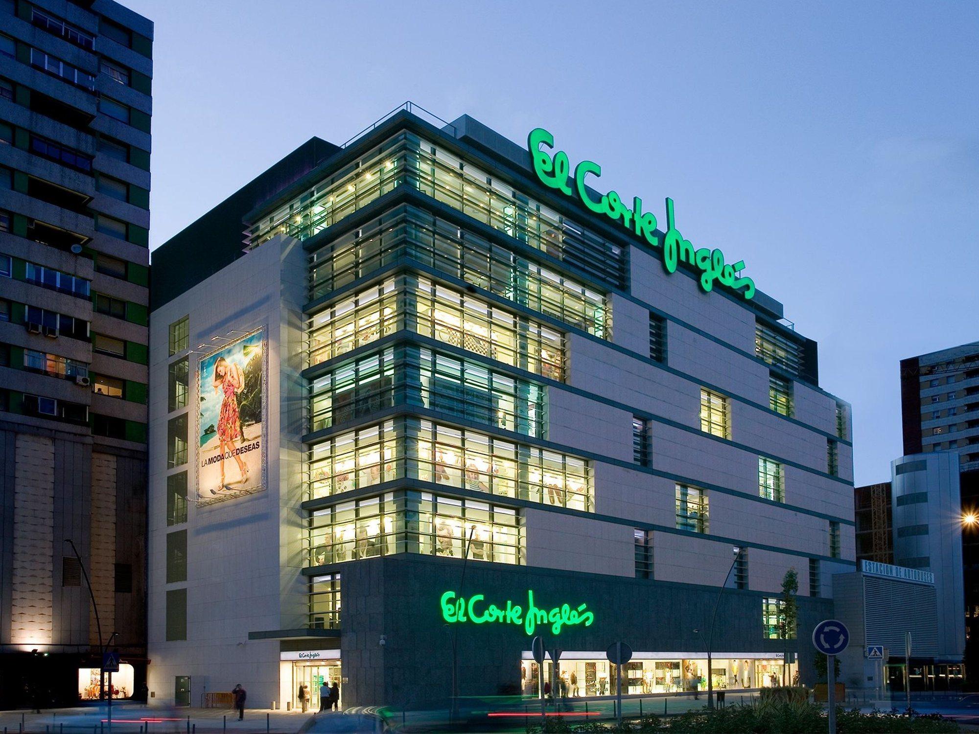 El Corte Inglés crea su propia inmobiliaria para ejecutar el cierre estos 11 centros comerciales
