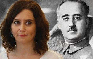 """La última de Ayuso: con la exhumación de Franco """"arderán parroquias como en el 36"""""""