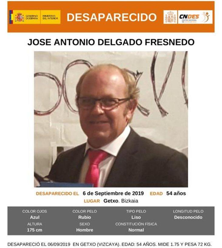El cuerpo de José Antonio se buscó de forma incesante durante tres semanas