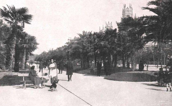 Madrid se vendía como una ciudad propia de la costa levantina