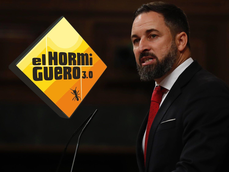 'El hormiguero' blanquea a la extrema derecha con la visita de Santiago Abascal y las redes anuncian boicot