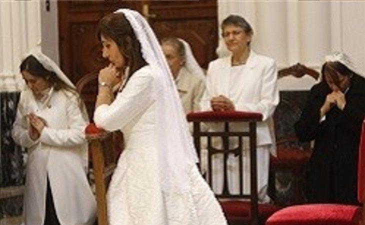 Los cálculos estiman la presencia de 200 vírgenes consagradas en España