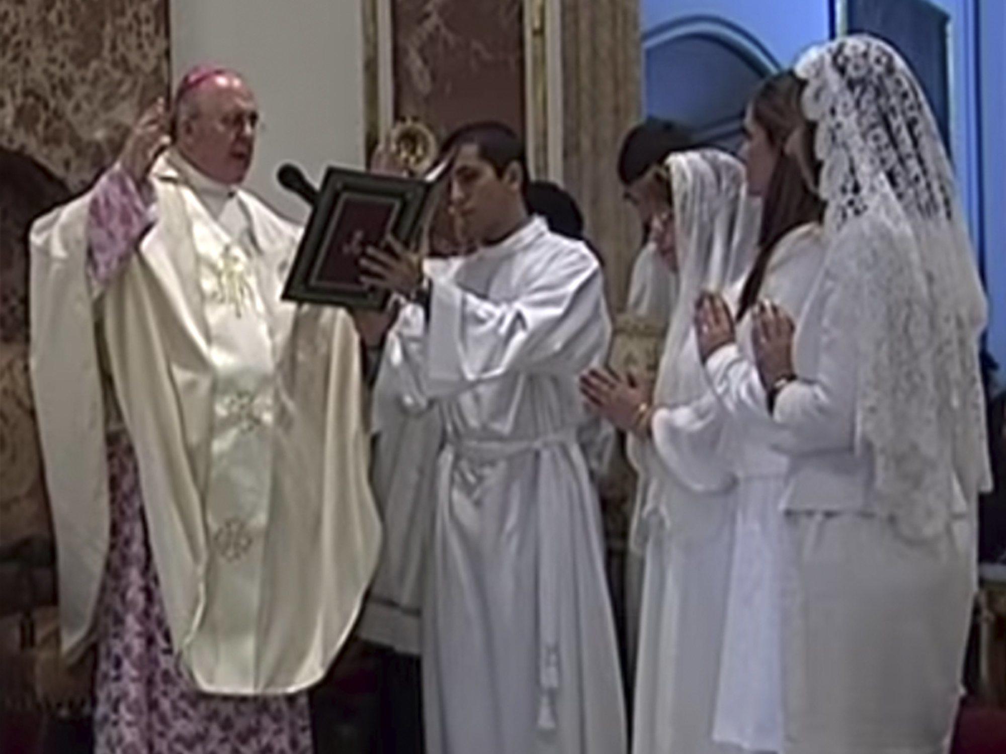 La Iglesia quiere reunir a todas sus vírgenes consagradas vivas en un macroevento en 2020
