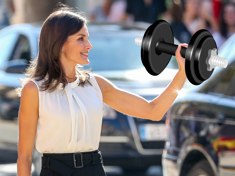 La obsesión de la reina Letizia: así es su estricta rutina alimentaria y en el gimnasio