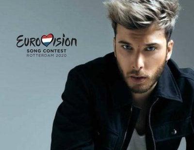 Blas Cantó: toda una vida artística unida a Eurovisión