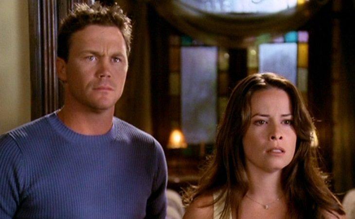 Leo y Piper en 'Embrujadas'