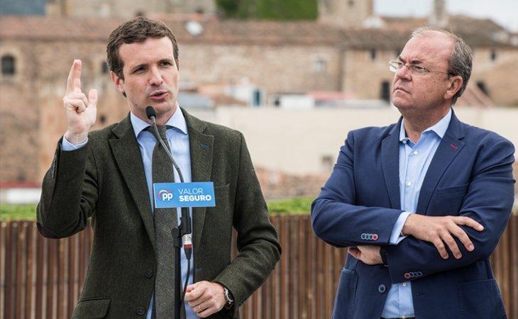 El PP sube principalmente a costa de recuperar el voto de Ciudadanos