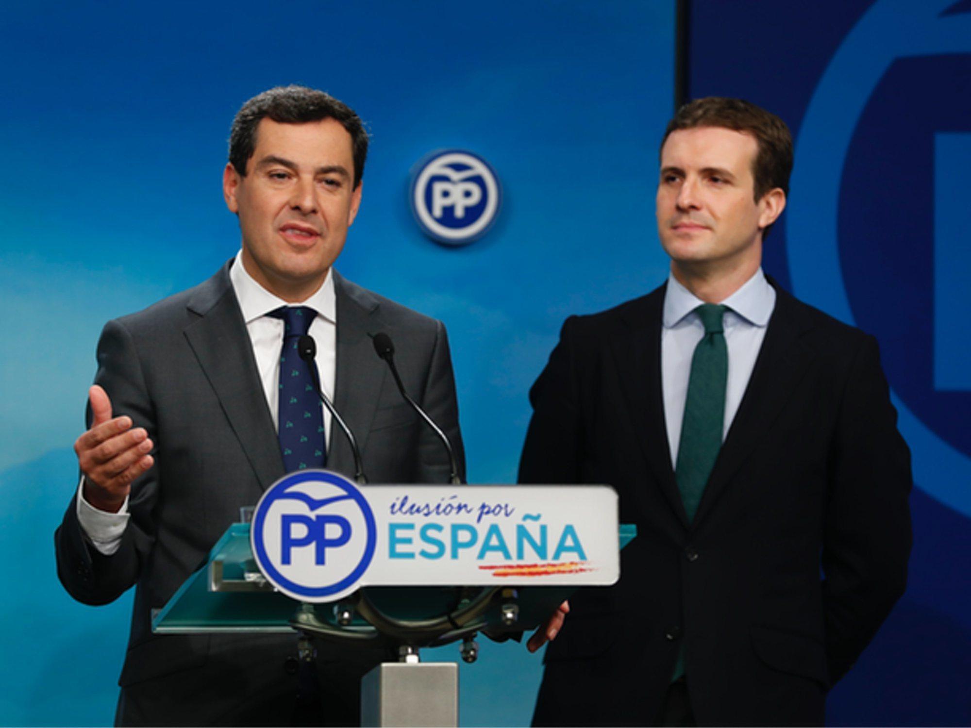 """Pillan a Casado y Moreno Bonilla (PP) con el micro abierto: """"A matarlos de aburrimiento"""""""