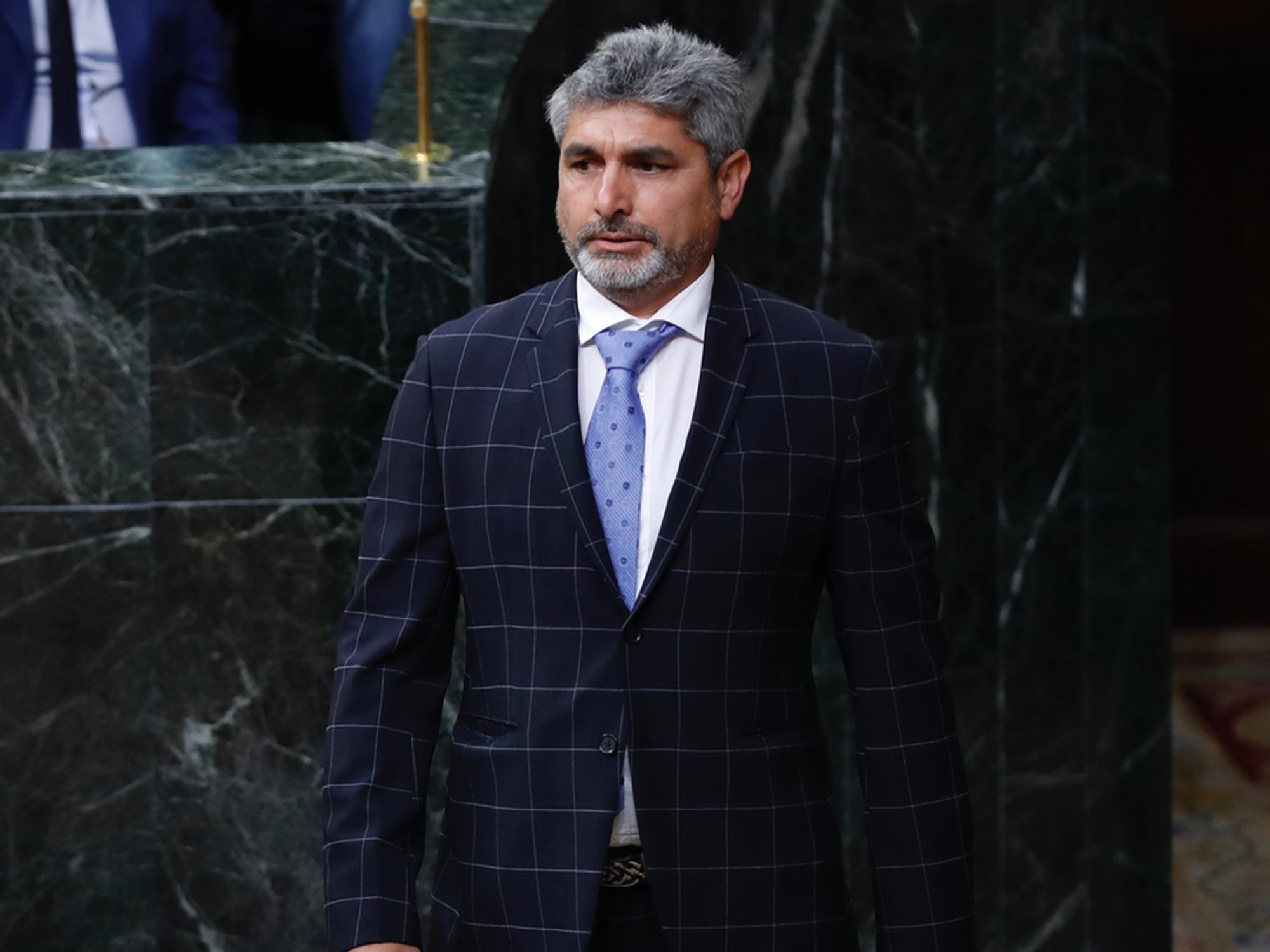 Juan José Cortés estalla en contra del PP tras ser relegado al Senado