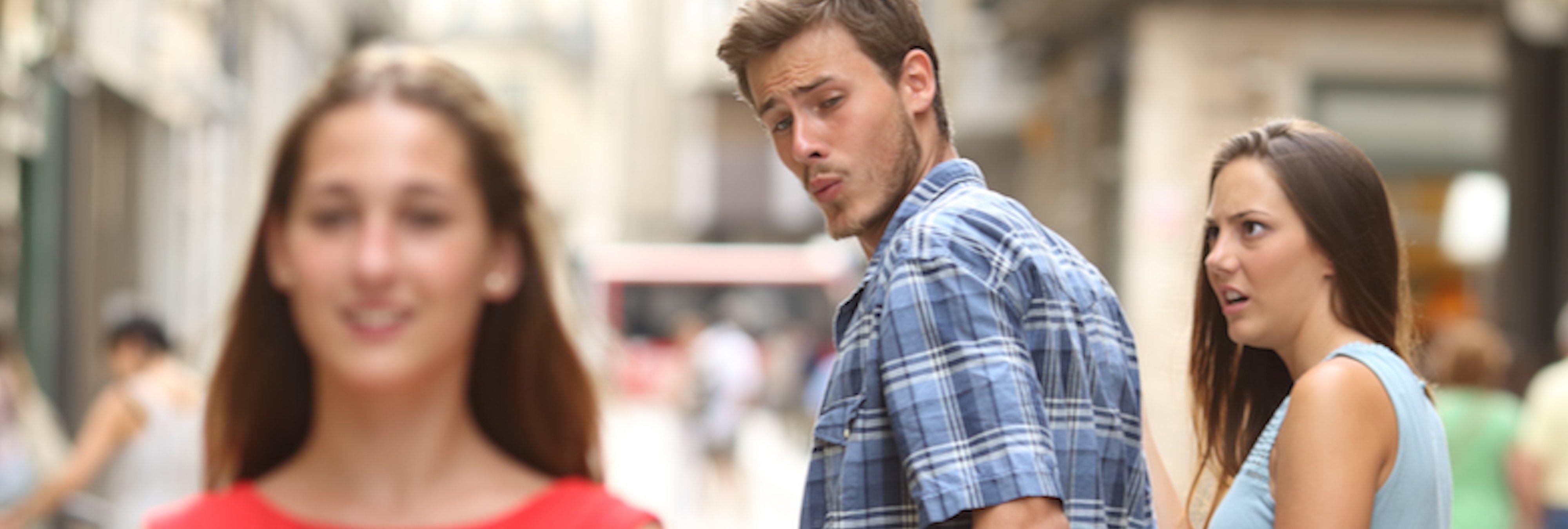 El 42% de los españoles considera aceptable la infidelidad