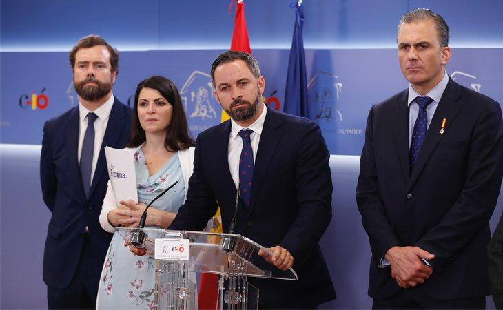 VOX se situaría como la cuarta fuerza en el panorama político nacional si las estimaciones se cumplen