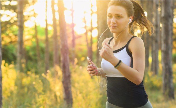 El ejercicio contribuye a nuestro bienestar físico y mental