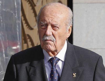 """Antonio Tejero homenajea a Franco en vísperas de su exhumación y brinda """"por las mujeres"""""""
