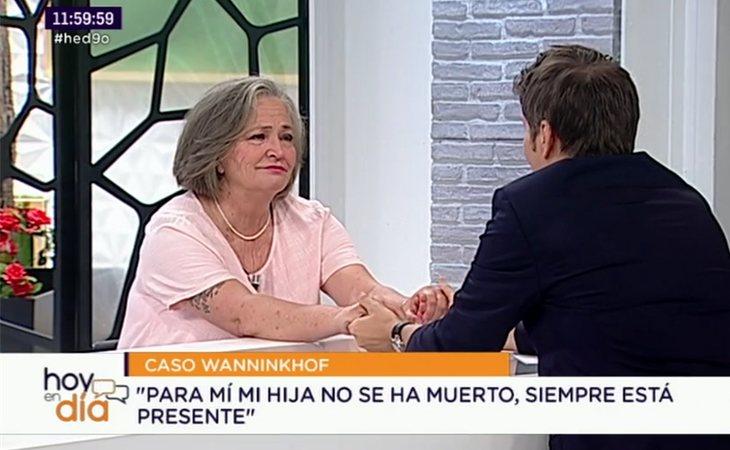 Alicia Hornos pide a la justicia que se reabra el caso y se haga justicia con su hija