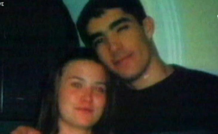 Rocío Wanninkhof junto al que fue su pareja sentimental, Antonio José Jurado, primer sospechoso de su asesinato