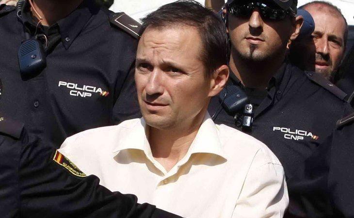 Jose Bretón, detenido