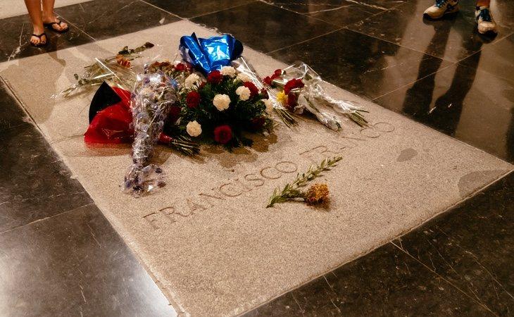 Abascal ha criticado duramente la exhumación de Franco y la Ley de Memoria Histórica
